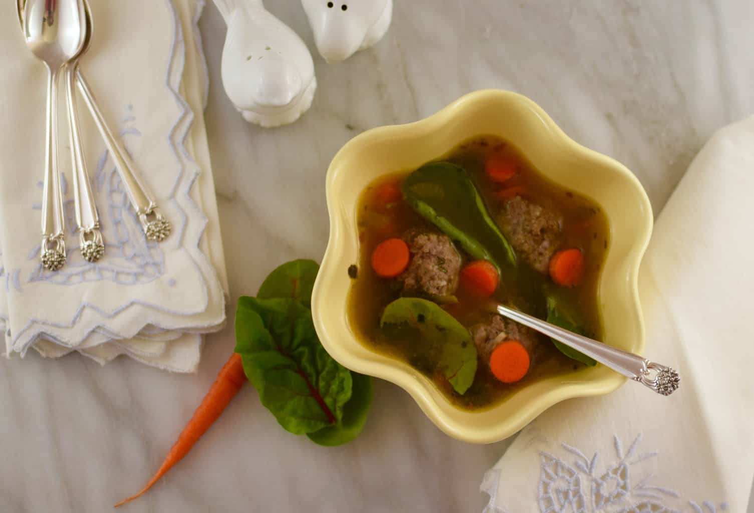 Tennessee Wedding Soup